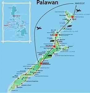 Itineraire Avec Radar : carte des philippines palawan tonaartsenfotografie ~ Medecine-chirurgie-esthetiques.com Avis de Voitures