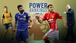 Premier League Power Rankings: Diego Costa, Laurent ...
