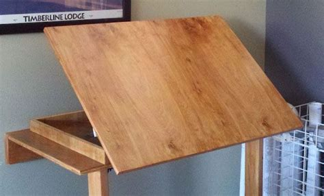 build drafting table plans  woodworking plans