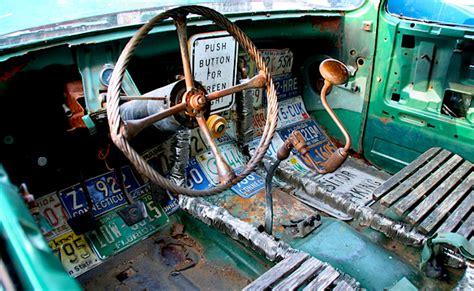 worst rat rod interiors cool cars