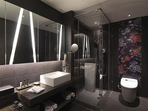 black modern bathrooms modern black bathroom ideas homelove homelove