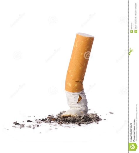 Cigarette  Royalty Free Stock Images   Image: 9804659