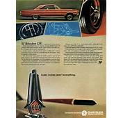 1000  Images About Muscle Car Ads On Pinterest Brochures