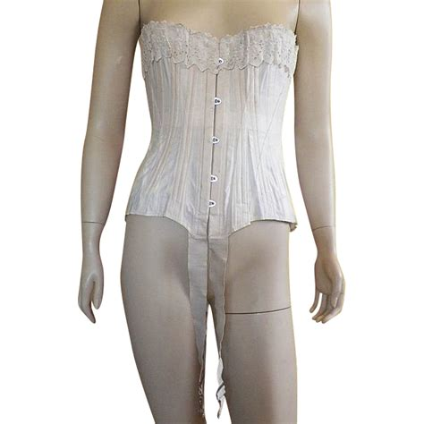 Vintage Spirella Corset Early 1900's from rubylane-sold on