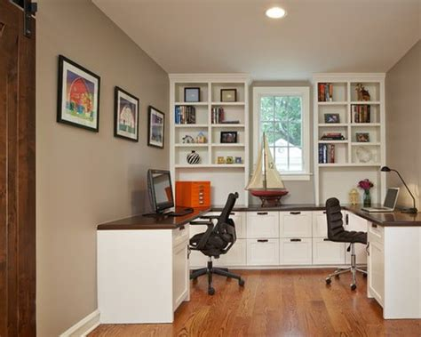 Ideas For Office by His And Hers Office Houzz