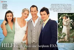 FRENCH WEDDING WITH ORLANDO BLOOM AND MIRANDA KERR ...