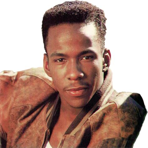 Bobby Brown Young