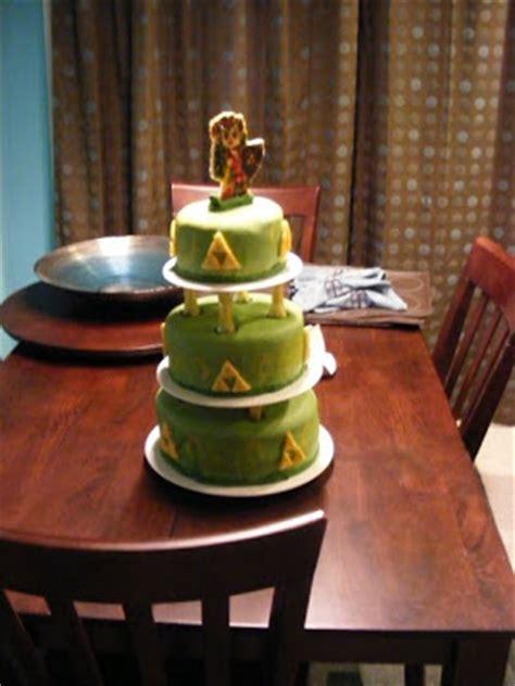 franchescas custom cakes legend  zelda birthday cake