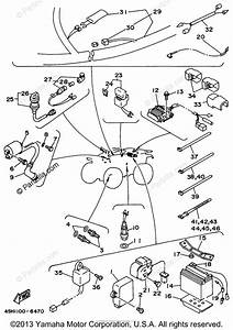 Yamaha Atv 1996 Oem Parts Diagram For Electrical