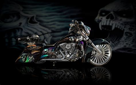 Motorcycles Bike Design Airbrush, Hd Bikes, 4k Wallpapers
