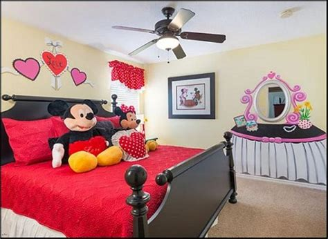 Mickey Mouse Decorations For Bedroom by Absolutely 12 Spectacular Mickey And Minnie Mouse Bedroom