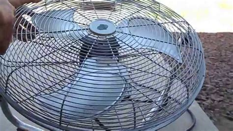 how to clean a window fan how to clean your steel floor fan youtube