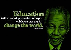 Education Is The Most Powerful Weapon Poster : university education quotes quotesgram ~ Markanthonyermac.com Haus und Dekorationen