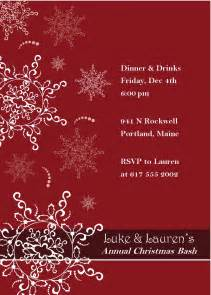 an invitation to depict the holiday spirit and invite the employees for a fun filled evening