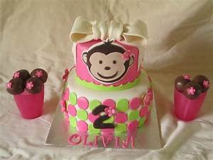 monkey birthday cake template - 2nd birthday monkey cake for my monkey