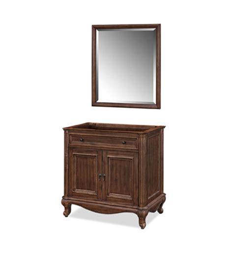 ryvyr v malago 36dm malago 36 quot antique bathroom vanity in