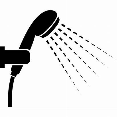 Shower Head Clipart Showering Transparent Crus Clip