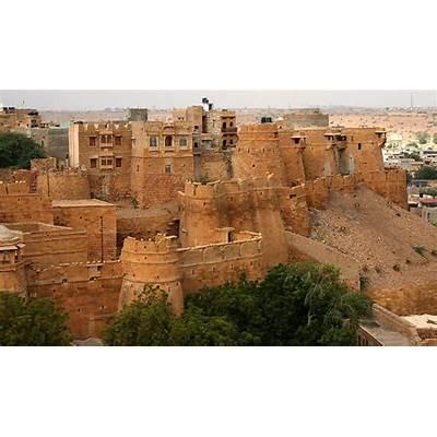 Jaisalmer Fort – harveerbhati