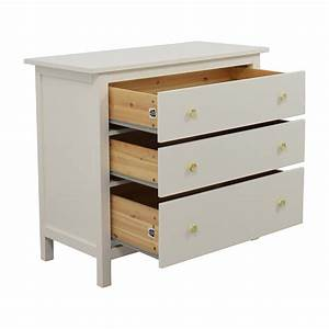 Ikea Hemnes Nachttisch : 34 off ikea ikea hemnes three drawer dresser storage ~ Eleganceandgraceweddings.com Haus und Dekorationen