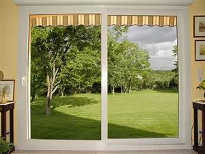 Baie Vitree Coulissante : baie vitr e coulissante pas cher acheter en ligne ~ Dallasstarsshop.com Idées de Décoration