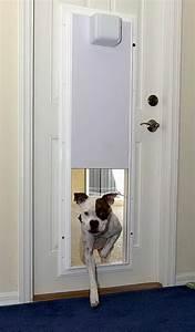 25 factors to consider before installing dog door for for Interior door with dog door