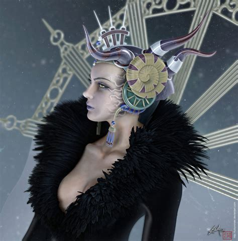 Final Fantasy Viii  Edea Kramer By Tuliominaki On Deviantart