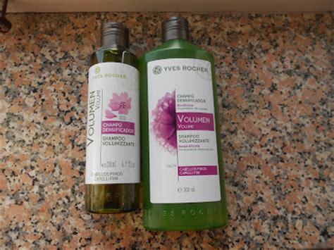 yves rocher si鑒e skin review shampoo volumizzante yves rocher