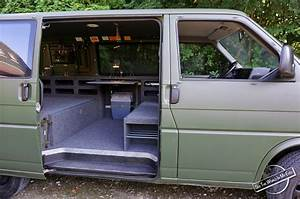 Vw T4 Camper : the t4 army van fully converted into a basic camper and ~ Kayakingforconservation.com Haus und Dekorationen