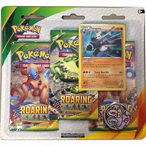 Pokemon X & Y 6 Double Blister, 3 Pack - Walmart.com
