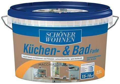Schöner Wohnen Farbe Küche by Sch 246 Ner Wohnen Farbe K 252 Chen Badfarbe Macchiato Otto