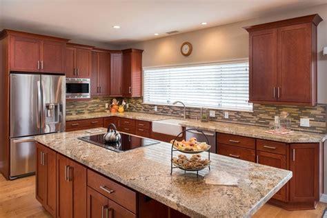 photo faience cuisine cuisine faience cuisine ancienne avec marron couleur