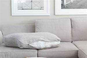 how to clean couch cushions in four easy steps the diy With sofa cushion covers washing machine