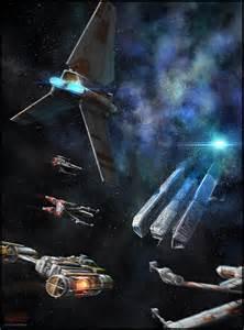 Star Wars Rebellion Art