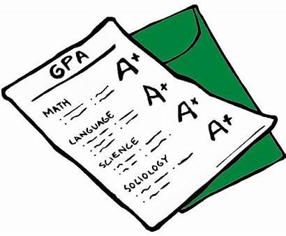 Gpa Clipart Average Unweighted Clip Grade College