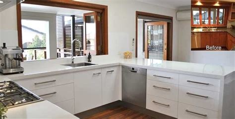 kitchen cabinets renovation vibrant kitchen remodel in carseldine kitchen renovation 3204