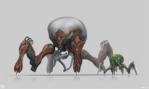 speculation the corpus spiderbots are for venus open