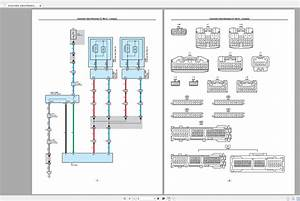 Lexus Ls460  2010  Electrical Wiring Diagram