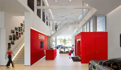 Connecticut's only authorized ferrari dealership. INFORM Studio | Cauley Ferrari of Detroit