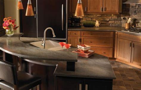 Corian Lava Rock Solid Surface Kitchen Countertop