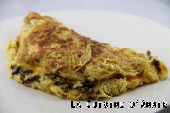 cuisiner morilles fraiches recette omelette aux morilles séchées la cuisine