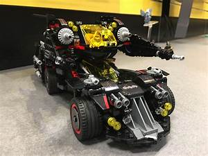 Lego Batman Batmobile : toy fair 2017 39 the lego batman movie 39 batmobile set revealed dark knight news ~ Nature-et-papiers.com Idées de Décoration