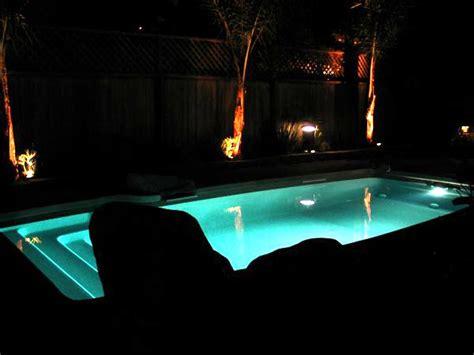 Viking Fiberglass Inground Swimming Pool Lighting