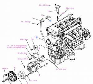 Mitsubishi 4a9 Engine Overhaul
