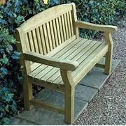 Garden Bench Seating by Small Garden Bench Seat Garden Furniture TATE Fencing