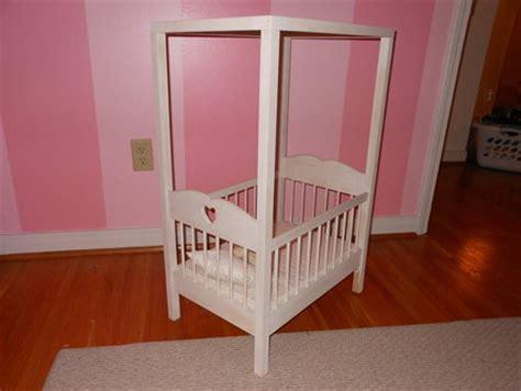bitty baby crib quot bitty baby quot doll crib by harriw lumberjocks