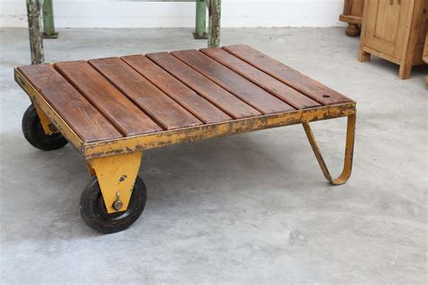 Vintage Industrial Möbel by Palettenwagen Industrial Vintage M 214 Bel Antik Zone At