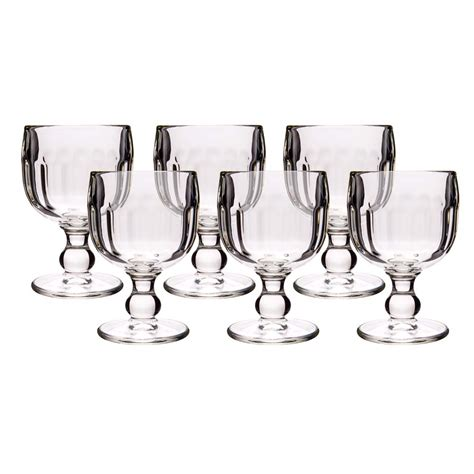 la rochère verre la rochere verre coteau wine glass set 6pce s of kensington