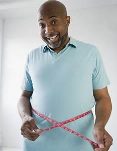 Abdominal Fat In Men Linked To Sleep Apnea