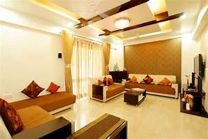 Contemporary Indian Living Room Design