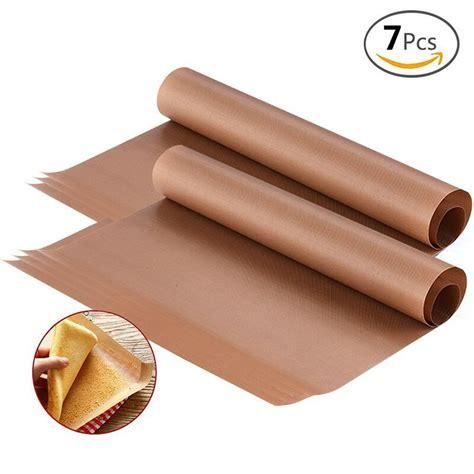 heat resistant sheet teflon temperature mat baking pad